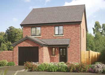 Thumbnail 3 bedroom detached house for sale in Leyland Lane, Leyland