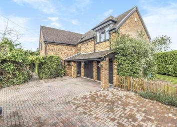 Thumbnail 4 bed detached house for sale in Church Lane, Burghfield Village