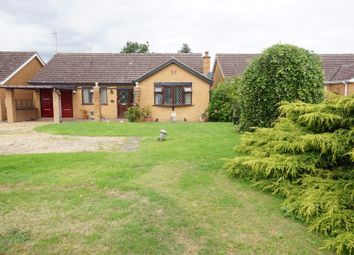 Thumbnail 3 bed detached bungalow for sale in Mill Road, Emneth