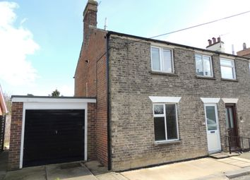 Thumbnail 2 bedroom semi-detached house for sale in Southend Road, Bungay