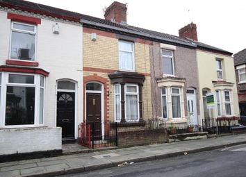 Thumbnail 2 bed terraced house to rent in Bligh Street, Wavertree, Liverpool, Merseyside