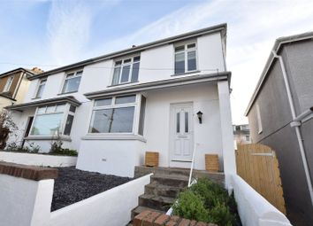 3 bed semi-detached house for sale in Southfield Road, Bude EX23