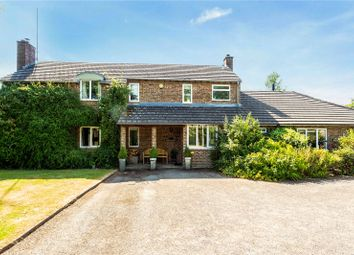 Thumbnail 5 bed detached house for sale in Winterbourne Monkton, Wiltshire
