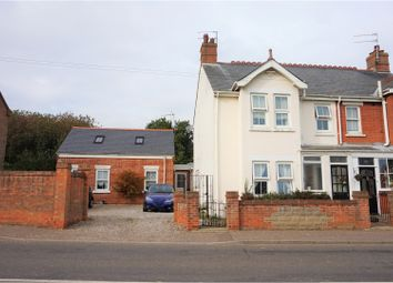 Thumbnail 5 bed semi-detached house for sale in The Green, Martham