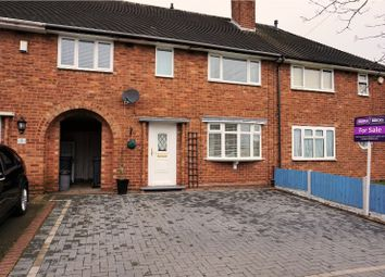 Thumbnail 3 bedroom terraced house for sale in Trimpley Road, Birmingham