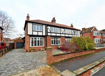 Thumbnail 3 bed semi-detached house for sale in Bewley Grove, Middlesbrough