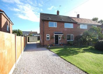 Thumbnail 3 bed semi-detached house for sale in Alexander Road, Farnsfield, Nottinghamshire
