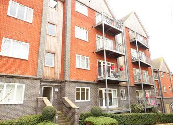 Thumbnail 1 bed flat for sale in 49 Millward Drive, Milton Keynes