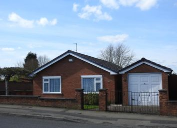 Thumbnail 3 bedroom bungalow for sale in Chartwell Road, Kirkby-In-Ashfield, Nottingham