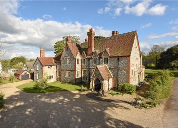 Thumbnail 8 bed detached house for sale in All Saints Road, Creeting St. Mary, Ipswich, Suffolk