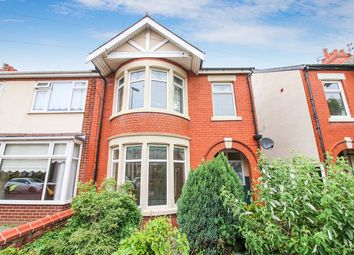 Thumbnail 3 bed semi-detached house to rent in Beechfield Avenue, Blackpool