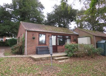 Thumbnail 2 bed bungalow for sale in Temple Drive, Weybourne, Holt