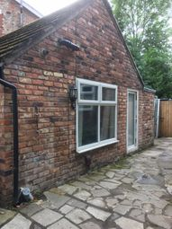 Thumbnail 1 bed bungalow to rent in Doveston Road, Sale