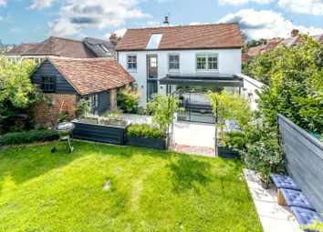Thumbnail 4 bed detached house for sale in Station Road, Kintbury, Hungerford, Berkshire
