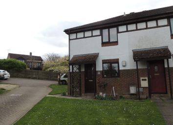 Thumbnail 2 bed terraced house to rent in Shepperds Green, Shenley Church End, Milton Keynes