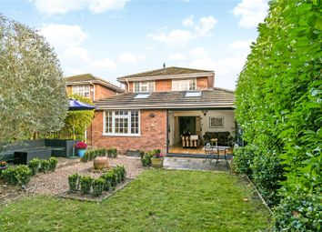 Thumbnail 4 bed detached house for sale in Millside, Bourne End, Buckinghamshire