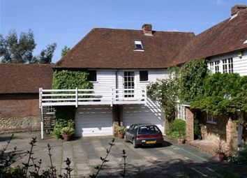 Thumbnail 1 bed barn conversion to rent in Park Road, Hadlow, Tonbridge