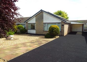 Thumbnail 3 bed bungalow to rent in Flinders Close, Lincoln