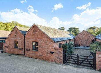 Thumbnail 4 bed barn conversion for sale in Coplowe Lane, Bletsoe, Bedford