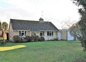 Thumbnail 2 bed detached bungalow for sale in Cricklade Road, Highworth
