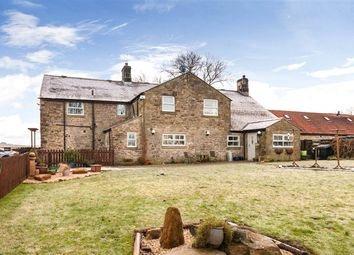 Thumbnail 4 bed farmhouse for sale in Steel Rigg, Little Bavington, Capheaton, Northumberland