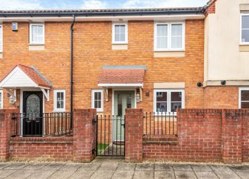 Thumbnail 3 bed terraced house for sale in Cunningham Avenue, Hilsea, Portsmouth