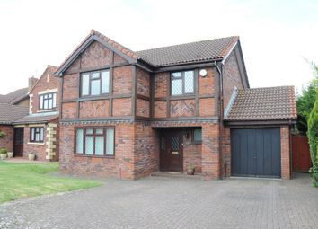 Thumbnail 4 bedroom detached house for sale in Davis Close, Barrs Court, Bristol