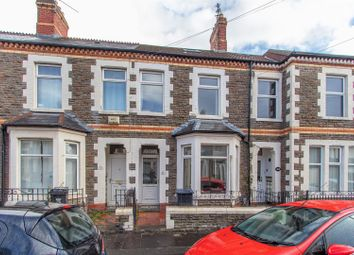 Thumbnail 5 bedroom property for sale in Diana Street, Roath, Cardiff
