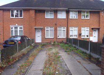 Thumbnail 3 bedroom terraced house for sale in Elderfield Road, Kings Norton