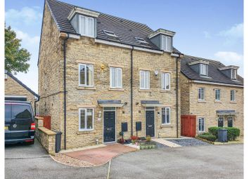 Thumbnail 3 bed semi-detached house for sale in The Oval, Dewsbury