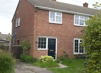 Thumbnail 3 bed property to rent in Long Reach Road, Cambridge