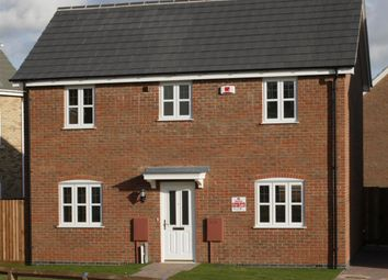 Thumbnail 3 bed detached house for sale in Off Hallam Fields Road, Birstall, Leicester