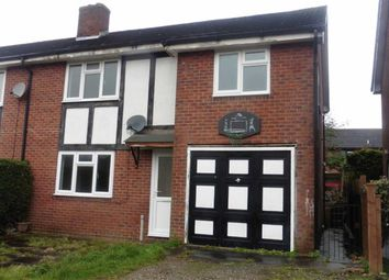 Thumbnail 3 bed semi-detached house to rent in 20, Maes Gwyn, Llanfair Caereinion, Welshpool, Powys