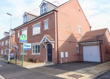 Thumbnail 3 bedroom semi-detached house for sale in Jenkins Avenue, Retford