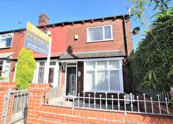 Thumbnail 3 bedroom end terrace house to rent in Melrose Avenue, Bolton