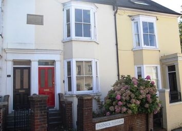 Thumbnail 1 bed flat to rent in Paddock Terrace, Lewes