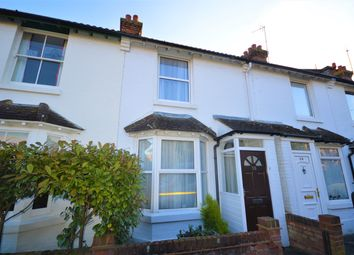 Thumbnail 2 bed terraced house for sale in Mill Road, Hythe