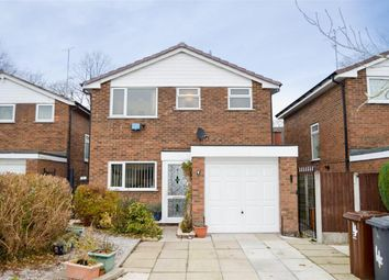 Thumbnail 3 bed detached house for sale in Heathfield, Worsley, Manchester