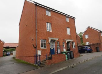 Thumbnail 4 bed town house for sale in Brynheulog, Pentwyn, Cardiff