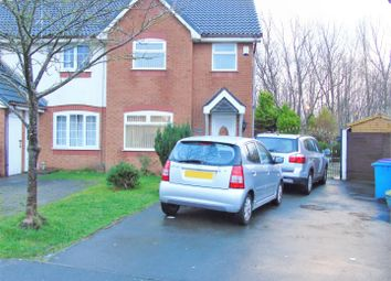 Thumbnail 3 bed town house for sale in Longdown Road, Liverpool