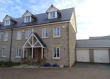 Thumbnail 4 bed end terrace house for sale in Honey Close, Bideford