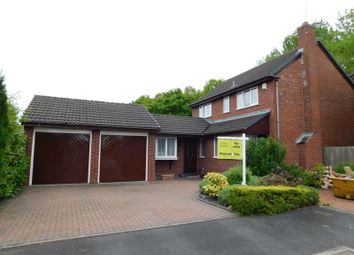 Thumbnail 4 bed detached house for sale in Canberra Drive, Beaconside, Stafford