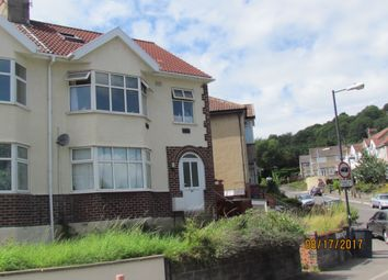 Thumbnail 3 bedroom maisonette to rent in Glenfrome Road, Stapleton, Bristol
