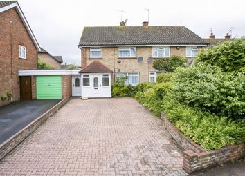 Thumbnail 3 bed semi-detached house for sale in Greenfrith Drive, Tonbridge, Kent, .