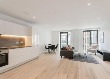 Thumbnail 2 bed flat to rent in Kelson House, Royal Wharf, London