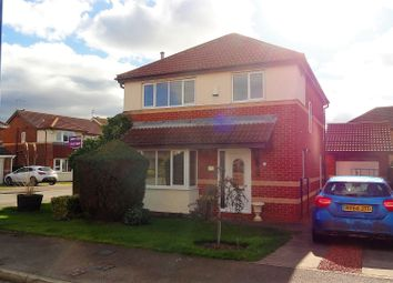 Thumbnail 3 bed detached house for sale in Grace Close, Seaton Carew