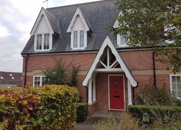 Thumbnail 2 bed end terrace house to rent in Frome Court, Bartestree, Hereford