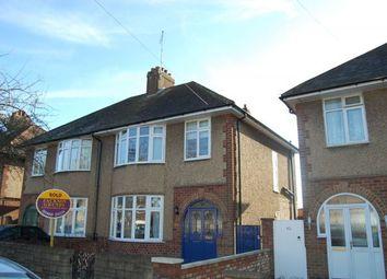 Thumbnail 3 bed semi-detached house for sale in Broadmead Avenue, Abington, Northampton