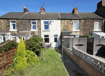 Thumbnail 2 bedroom terraced house for sale in The Square, Harley, Rotherham, South Yorkshire