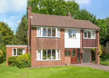 Thumbnail 4 bedroom detached house for sale in Brookside Crescent, Cuffley, Potters Bar, Hertfordshire